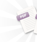 Picture of PDF file