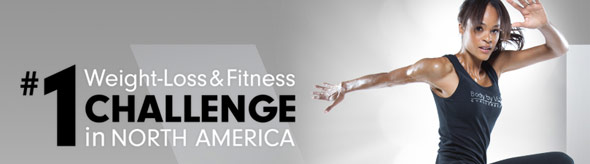 #1 Weight Loss & Fitness Challenge in North America